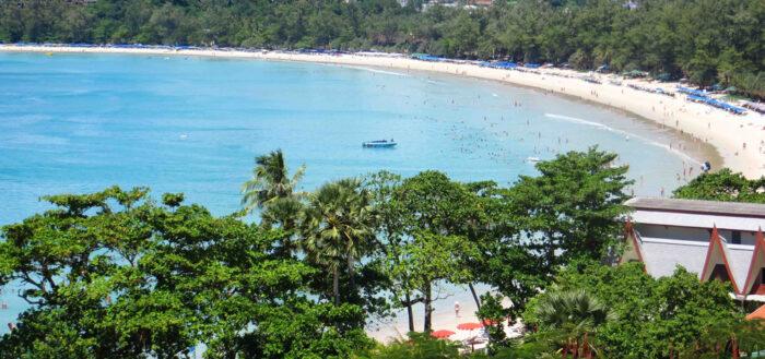 Пляж Ката Бич на Пхукете